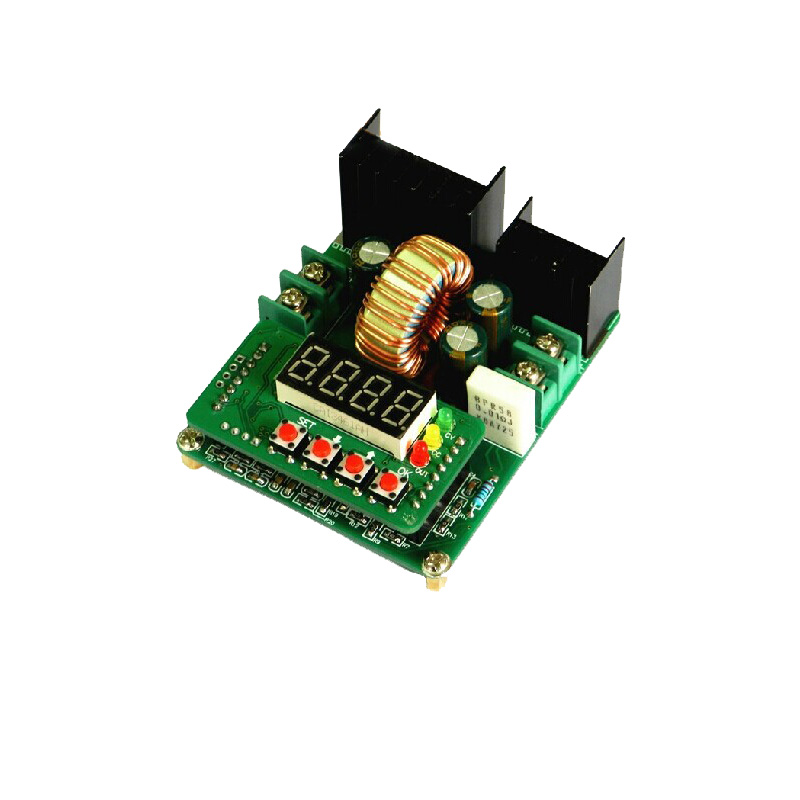 Free Shipping B3606 High Precision CNC DC-DC Constant Voltage Constant Current Step-down Module LED Driver Solar Charging