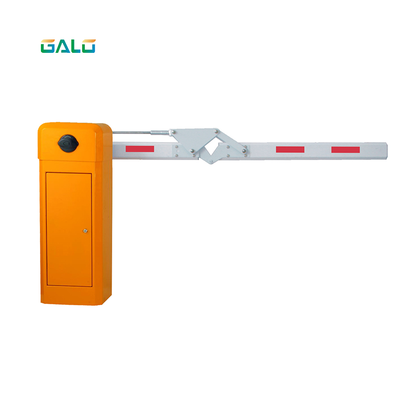 Industrial Duty Single Arm Barrier Gate Operator ,High Quality Machinery 90 Degree Barrier Gate