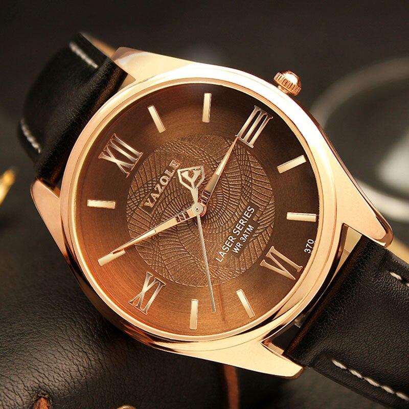Yazole Uhr Herren Uhren Top-marke Luxus Männer Uhren Mode Einzigartige Designer Mann Quarzuhr Business Herren Uhr 2018
