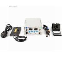 DHL Бесплатная доставка PPD 120A интеллектуальной платформы распайки PPD120A 360 Многофункциональный паяльная станция A8 A9 Процессор артефакт