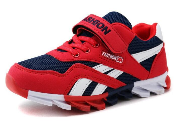 2019 New Children shoes boys sneakers girls sport child leisure trainers casual breathable kids running shoes