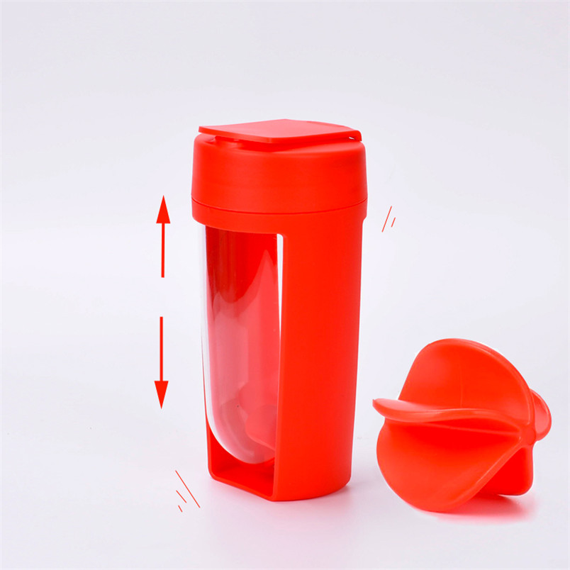 Permalink to Drinkware Water+bottles for Sports Plastic Water Cup Drinkware Botellas Para Agua Leakproof Butelka Na Wode for Juice Easy Clean