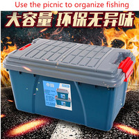 For Skoda Fabia,Yeti,Octavia,Rapid,Superb,Kodiaq KAROQ,Car styling Car trunk storage box car storage box