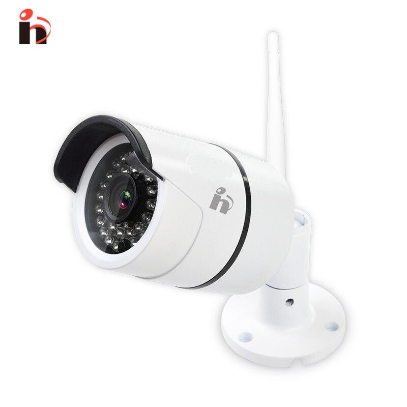 imágenes para H 754GA Wifi Wireless 1080 P Cámara IP Bullet Cámara de Seguridad A Prueba de agua con IR CUT Visión Nocturna P2P