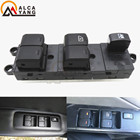 Control Switch 25401-EB30B 25401EB30B Front Left Power Window Lifter Master For Nissan Pathfinder R51 Navara D40 King Cab Pickup
