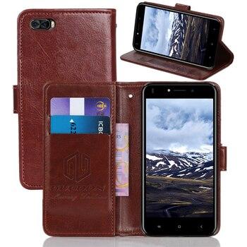 Funda billetera clásica para Haier Alpha A3 Lite A6 A7 Elegance E11...