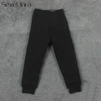 Children Pants 6 12Year Kids Clothes Boy Girl Leggings Children's Baby Autumn Winter Thick Fashionable Velvet Stretch Trousers