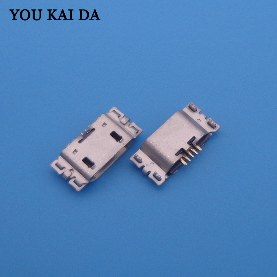 100pcs/lot For Asus <font><b>ZenFone</b></font> <font><b>Go</b></font> TV <font><b>ZB551KL</b></font> X013D micro <font><b>usb</b></font> charge charging connector plug dock socket port image
