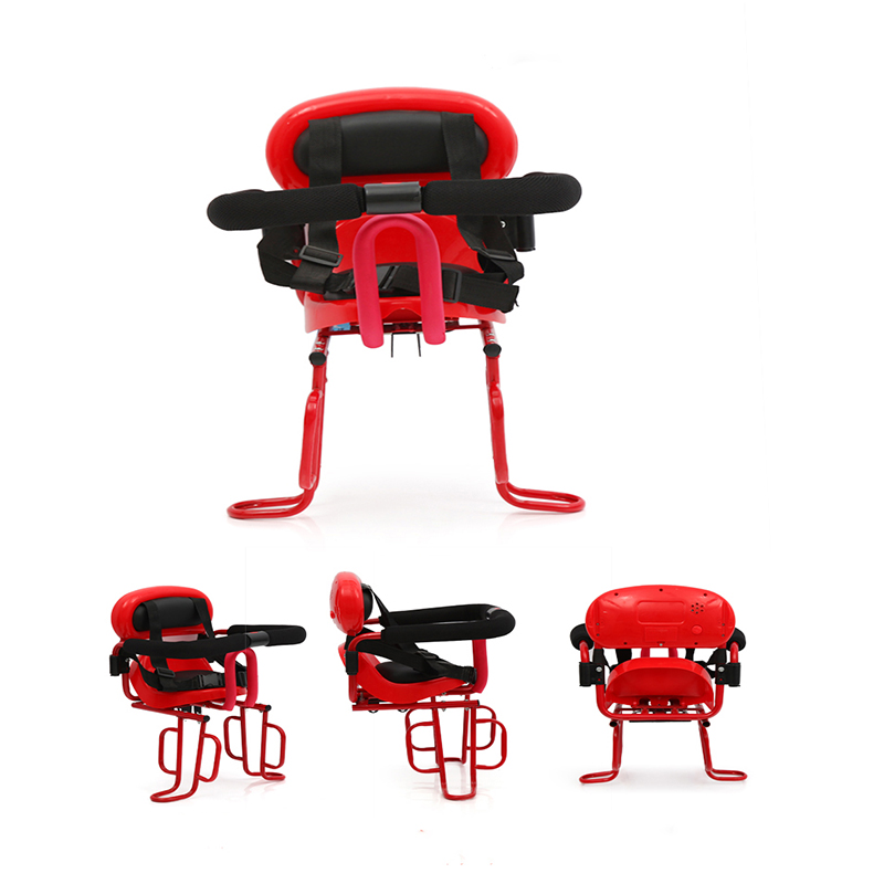 2017 Sale Cojines Sella Carbonio Bike Parts Bicycle Child Seat Back Mat Baby Safety Electric Car Thickening Enlarge Rear Chair