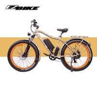 EZBIKE electric bike bafang 500W motore ebike bike fat e cycle bicycle electric car bike electric Aluminum alloy frame city bike