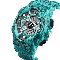 Losida 2018 Big Sale Product Luxury Brand Sport Watch For Men Outdoor Climbing Digital Alarm Clock