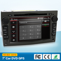Capacitive Screen 2 Din 7 Inch Car DVD Player For Opel Antara VECTRA ZAFIRA Astra Canbus