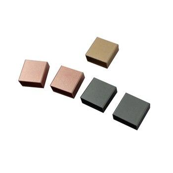 Servicio de mecanizado de aluminio CNC personalizado con caja de anodización colorida