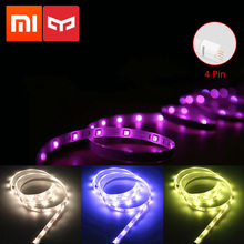 Xiaomi Yeelight Smart Light Strip Tape LED RGB Lamp Kits Wifi APP Remote Control Intelligent Switch Dimming Mi Home Automation