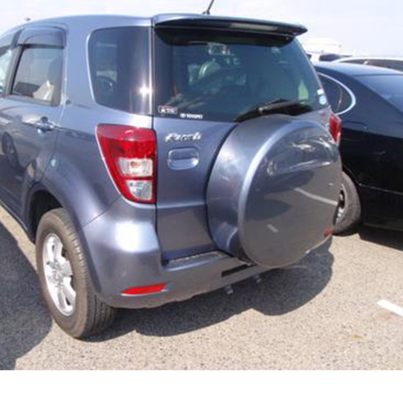 for <font><b>Toyota</b></font> Rush <font><b>spoiler</b></font> 2007 2008 2009 <font><b>2010</b></font> 2011 2012 2013 High quality ABS primer color rear window <font><b>spoiler</b></font> image