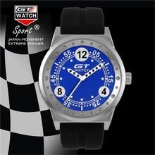 GT Marca Auténtica Italia Hombres Reloj de Moda Frescos de Los Deportes de Competición de Lujo de Reloj de Cuarzo Relojes de Pulsera relogio masculino Hot Top FD0812