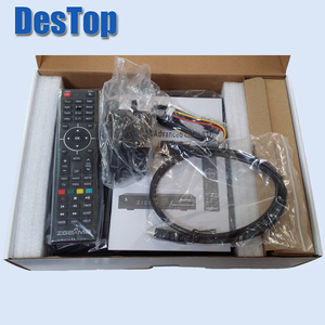 3pcs/lot Worldwide Sale 4K UHD Kplayer TV Box ZGEMMA H7S Satellite /Cable Receiver Multistream DVB-S2X+2*DVB-T2/C Triple Tuners
