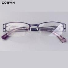New Semi-Rimless Frame women Men Retro montures de lunette de soleil for ladies 3 colors oculos sem grau,lentilles optique gafas клип оптический julbo julbo clip optique для googles l