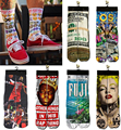 Nova marca hip hop dos homens/mulheres meias impresso 3d 2pac/emoji cânhamo/Marilyn Monroe/Dólares Unisex meias de algodão 21 estilo Frete grátis