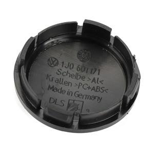 4 шт./компл. 56 мм эмблема логотипа значок колеса центр ступицы крышка для Фольксваген Jetta Golf Beetle CC EOS GTI 1J0 601 171