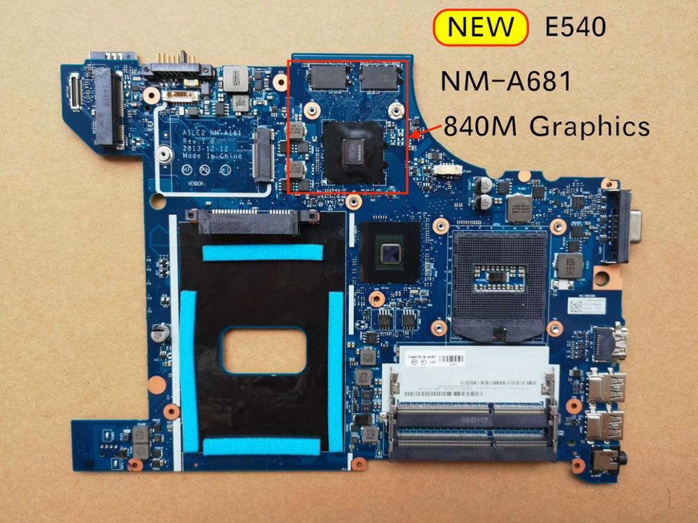 Free Shipping 04x4786 for Lenovo ThinkPad Edge E540 Laptop Motherboard AILE2 NM-A161 with in-built GPUFree Shipping 04x4786 for Lenovo ThinkPad Edge E540 Laptop Motherboard AILE2 NM-A161 with in-built GPU