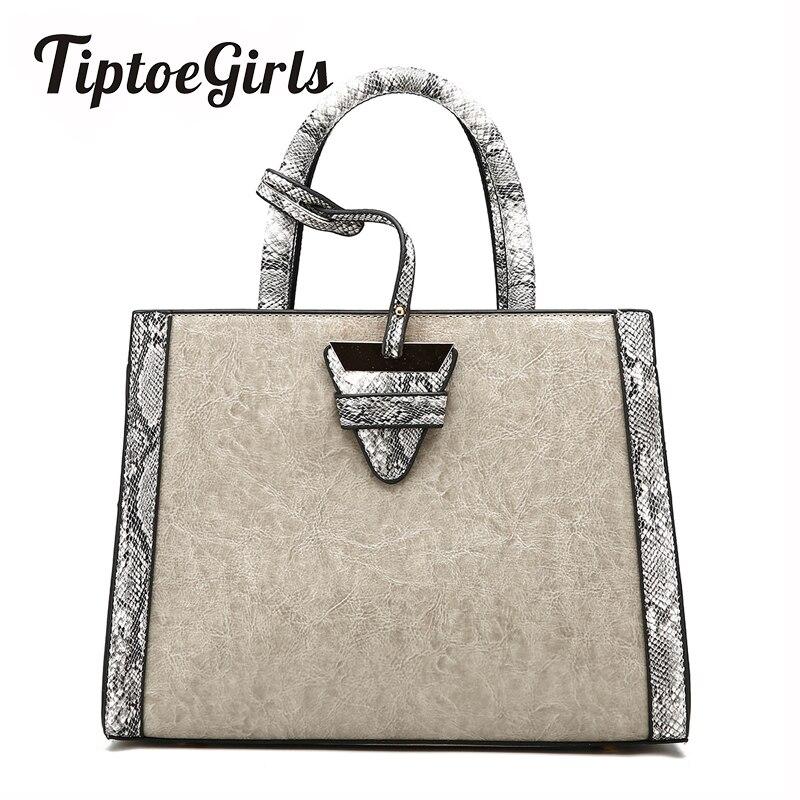 7e0b0505ce13 Змеиный узор женские сумки 2019 женские роскошные сумки черные женские сумки  дизайнерские сумки-мессенджеры для