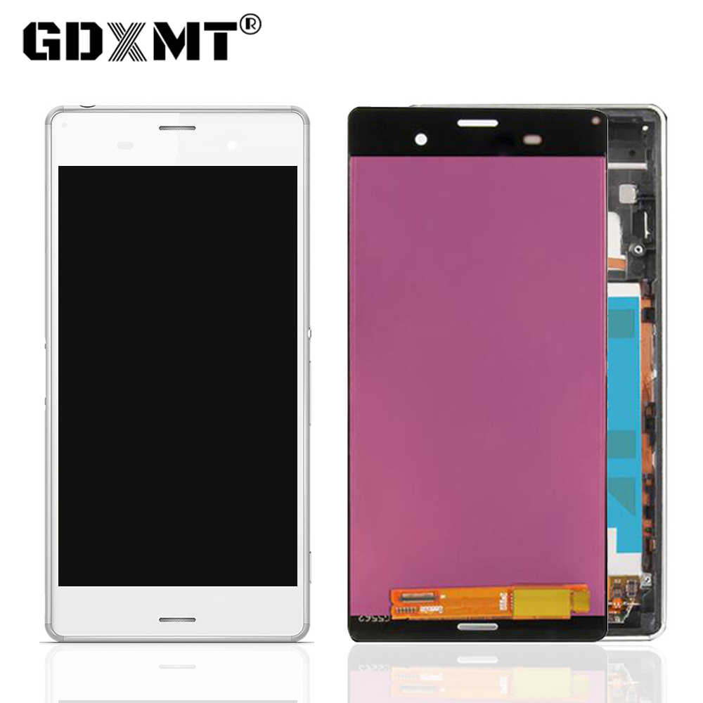 5.2'' Display For SONY Xperia Z3 LCD Display Touch Screen D6603 D6616 D6653 LCD Replacement for SONY Xperia Z3 LCD Dual D6633