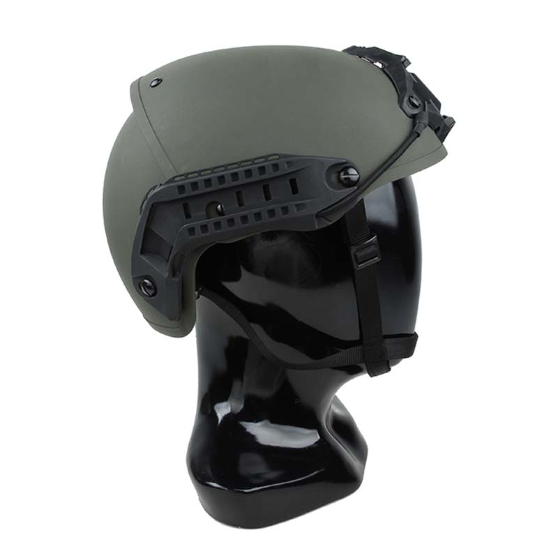 CP AF casque Sports de plein air casque tactique armée Combat formation casque tactique Airsoft Gear Paintball tête protecteur - 3