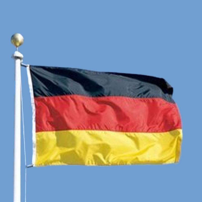1 Pieces Germany  National Flag 60*90cm Hanging Flags World Soccer Cup Outdoor Activity/Parade  Banner For Festival