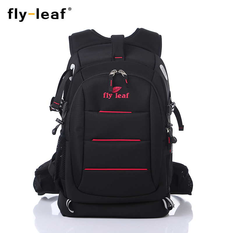 FL 336 DSLR Camera Bag Photo Bag Camera Backpack Universal  Large Capacity Travel Camera Backpack For Canon/Nikon Digital Camera fly leaf camera bag backpack anti theft camera bag with 15 laptop capacity for dslr slr camera
