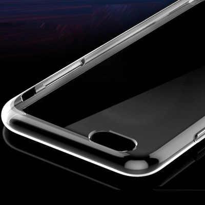 Yeni Şeffaf Şeffaf Kılıf Yumuşak TPU Kılıf Silikon Kapak Ultra İnce cep telefonu kılıfı IPhone 8 için 7 5 5 S SE 6 6 s Artı X S R MAX