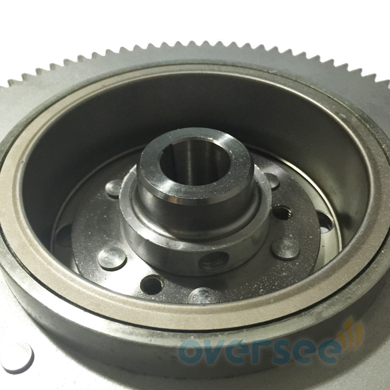 61T-85550-10 ROTOR Flywheel Replaces For ParsunYamaha Outboard Engine 25HP 30HP 61N 69P 61T 2