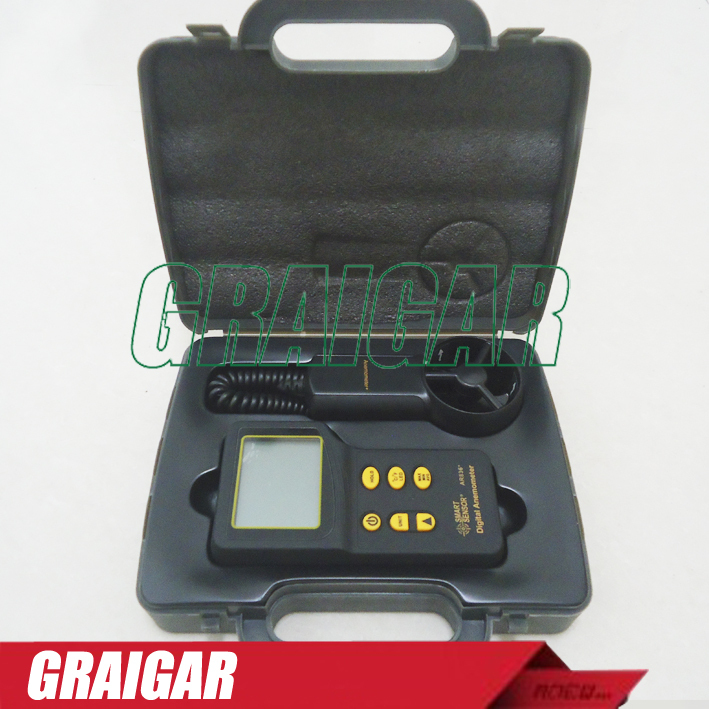 Wholesale Digital Anemometer,Wind Speed meter AR836+