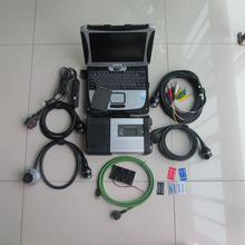 best quality diagnostic tool mb star c5 with laptop+ software with 2017.09 newest version 240gb ssd ready to work