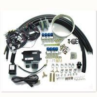 LPG Sequential Injection System Conversion Kits for 8 Cylinder Gasoline Fuel Injected Cars