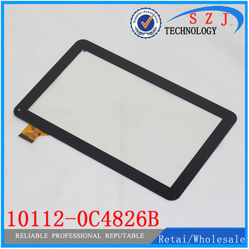 Original 10.1'' inch Touch 10112-0C4826B Capacitive Digitizer Touch Screen Panel 0C4826B MID Replacement free shipping 10pcs