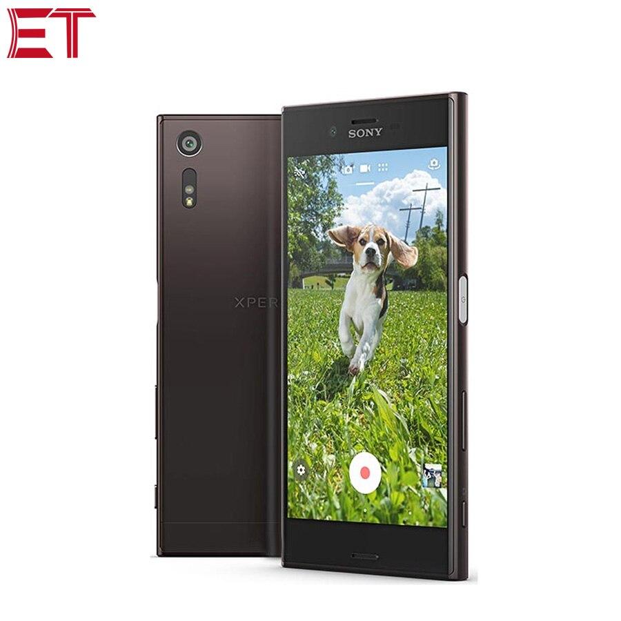Original Sony Xperia XZ F8332 Mobile Phone Dual SIM 5.2