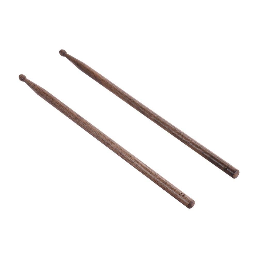 hot sale pair of 5b drumsticks sticks wave shape wood tip percussion accessories for drum set. Black Bedroom Furniture Sets. Home Design Ideas