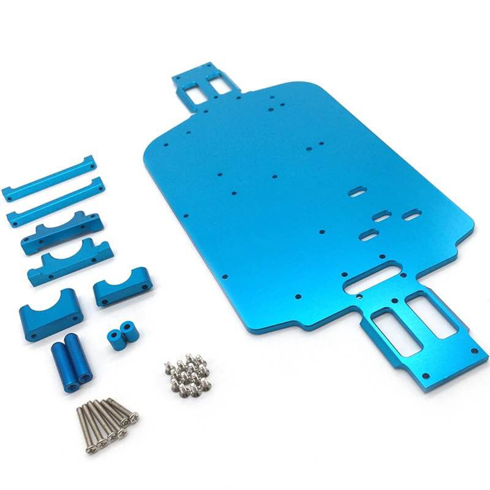 Upgrade Metal Chassis Car Bottom For WLtoys A949 A959-B A969 A979 K929 1/18 RC Car Spare Parts