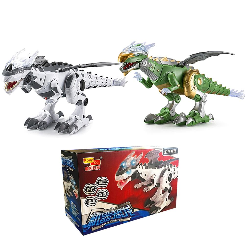 dinossauros mecânicos modelo tyrannosaurus rex 1pcs
