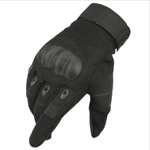 1Pair Outdoor Tactical Gloves Non-slip Shockproof Climbing Downhill Sports Riding Touch Screen Cycling