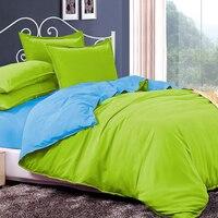 LILIYA Hot Bedding Set New Duvet Cover Set High Quality Bedding Sets Brief Bed Sheet Bed