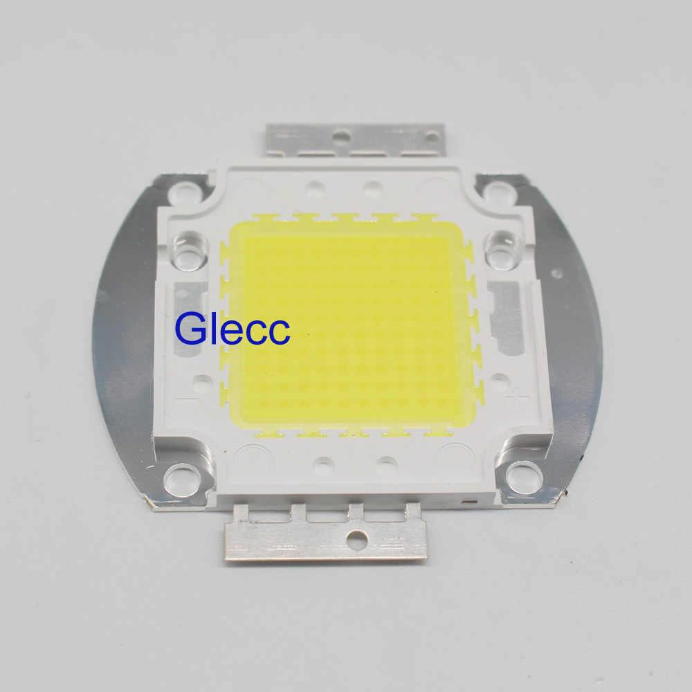 Yüksek Güç led çip 1 W 3 W 5 W 10 W 20 W 30 W 50 W 100 W COB SMD LED Boncuk Beyaz RGB UV Büyümek Tam Spektrum 1 3 5 10 20 30 50 100 W Watt