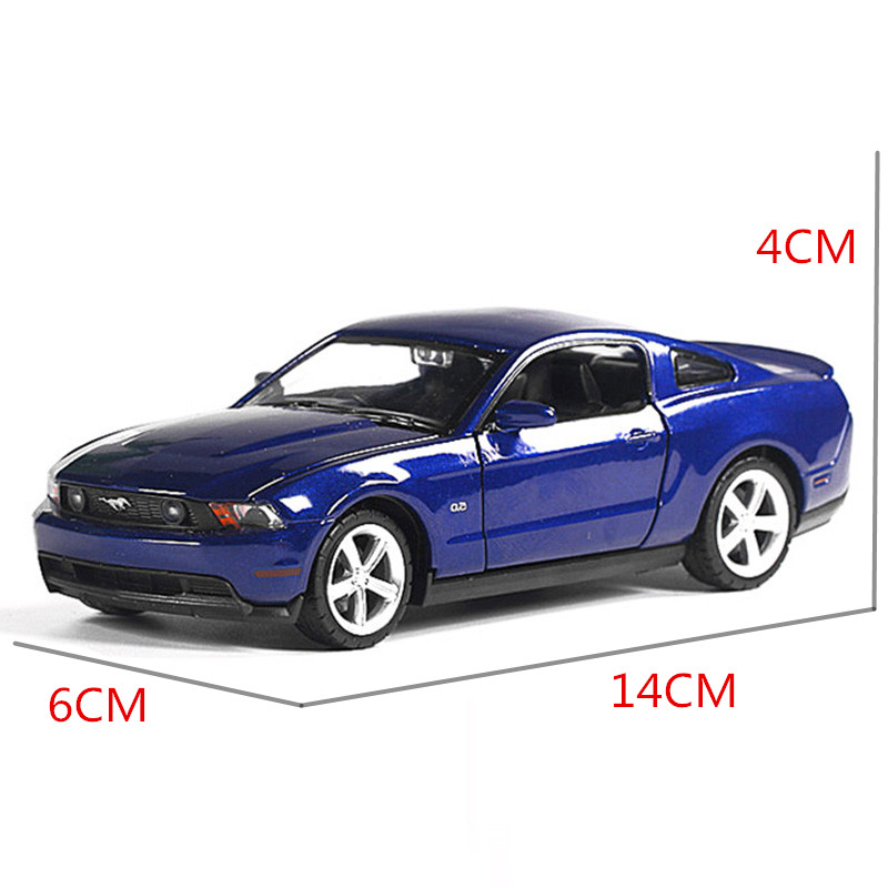 aliexpresscom buy 132 metal car model kids toys chevrolet comero ford mustang children like the gift music pull back function light car cp from reliable