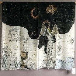 Kaschmir Schal Frauen Konstellation Luxus Marke Designer Pashmina Schals Bandanas Schals Wraps 110*200 cm