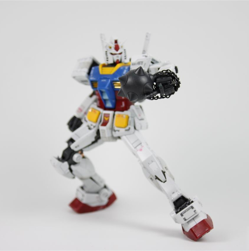 Image 5 - Queen general weapon pack for Bandai MG RG HG 1/100 1/144  RX 78 2 Gundam modelpacking plantspacking china for shippingpacking beads -
