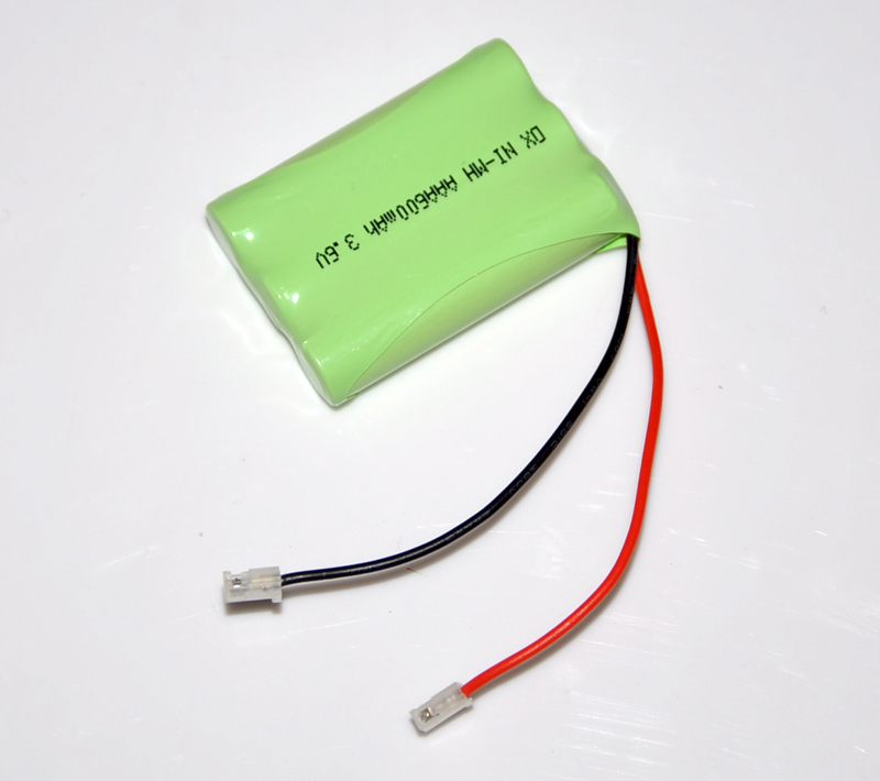 2PCS 3.6V AAA 600mah rechargeable battery pack 3A ni-mh nimh batteries NI MH cell for RC toys emergency light cordless phone