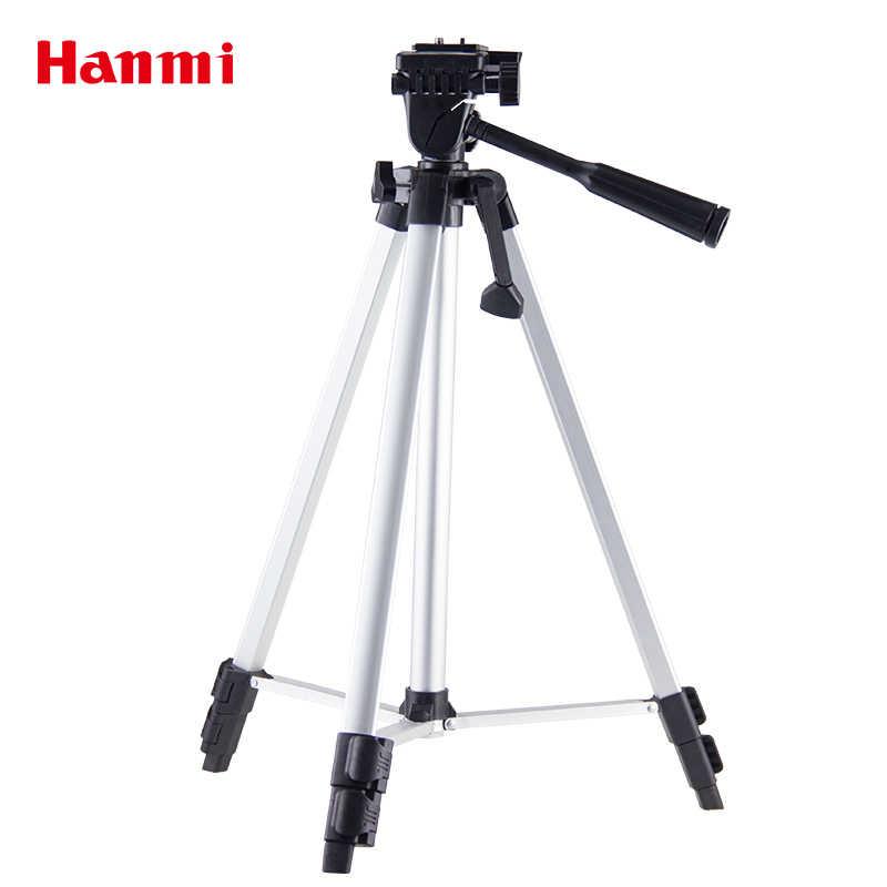 Hanmi Yeni profesyonel Alüminyum manforotto kamera tripodu SLR DSLR kamera için
