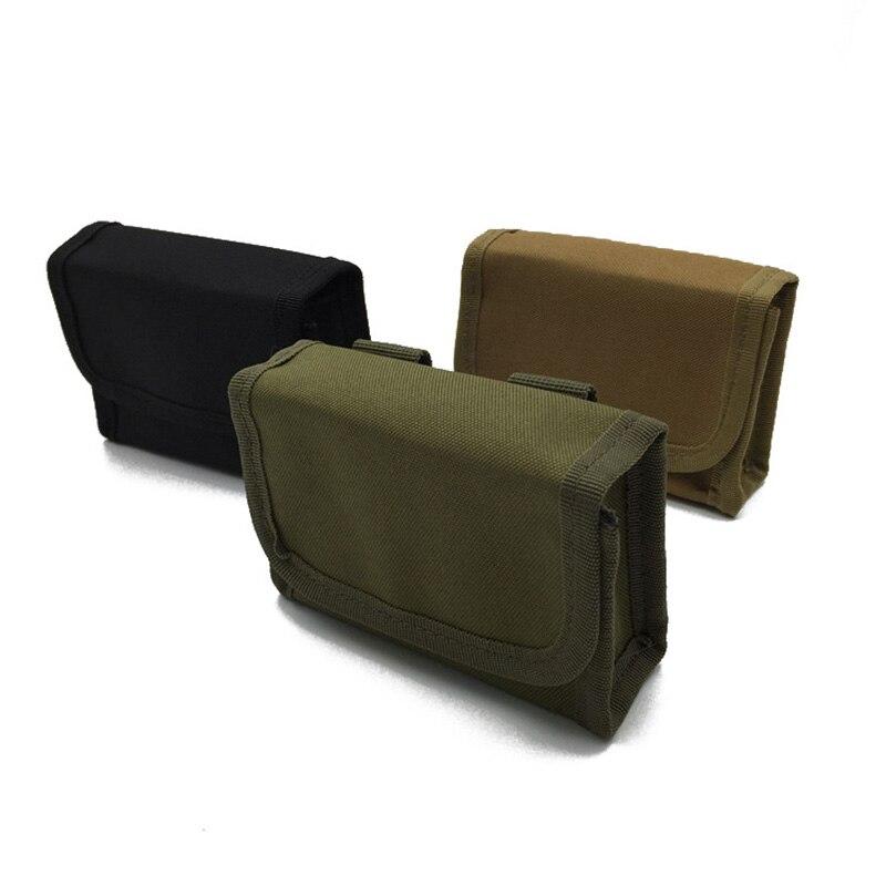 Nuevo Multi-funcional de La Cintura Táctica Bolsa de Bolsillo Deportes Mini Bala