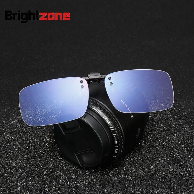 2017 Dua Lensa Pilihan Warna Anti Blue Light UV Radiasi Komputer  Perlindungan Game Kenyamanan Kacamata Clip On Eyeglassesframe di Kacamata  Frame dari ... 21a146ce62